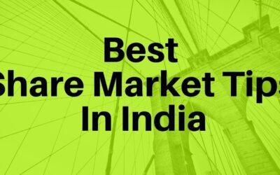 Best share market intraday trading tips in India